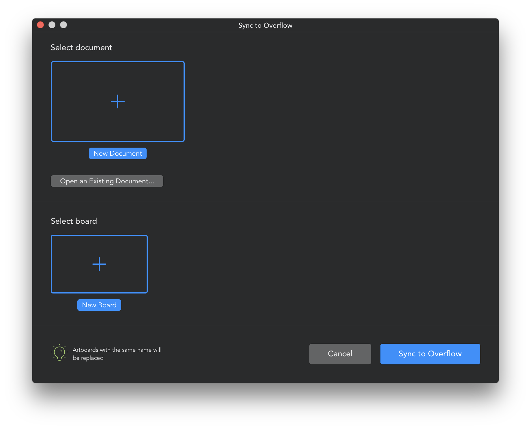 Inserting Screens from Adobe XD – Overflow Help Center